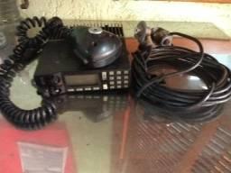 Rádio comunicador GX 1608v