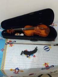 Vendo lindo violino modelos novos e marca excelente vk441 da Igor