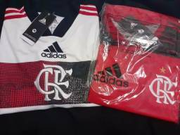 Camisas do flamengo e peruanas