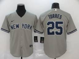 Camisa de Beisebol MLB Nike New York Yankees