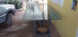 Mesa de vidro