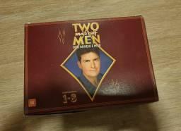 Box Two and a half men - 1° a 8° temporada