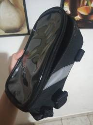 Bolsa/ pochete para bicicleta