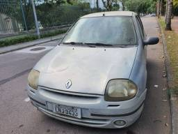 Clio 2001 rt 1.0 completo