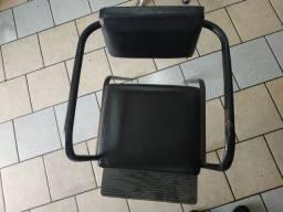 Cadeira barbeiro infantil