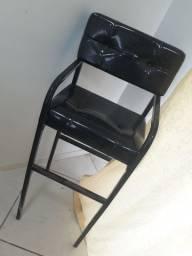 Cadeira para corte infantil