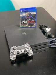 PlayStation 4 PRO / 1 TB / Em perfeito estado !