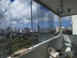 Alugo apartamento alto padrão 3/4 suíte e varanda| 11 andar| Campo Grande
