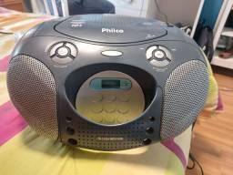 Rádio Philco PB120N Portátil