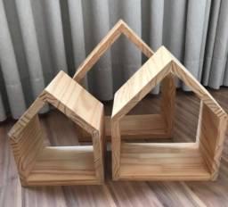 Trio nicho casinha
