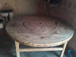 Mesa de bobina