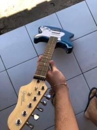 Guitarra Giannini Strato G100