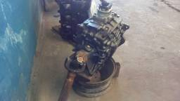 Cambio da f250 diesel 5 marchas motor mwm 6c a base de troca