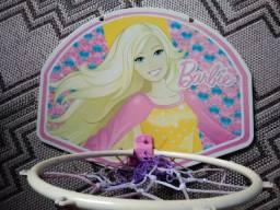 Tabela de basketball Barbie Marca Mattel e Líder