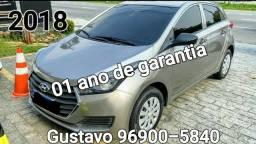 Hyundai 2018 Hb20 Garantia de 1 ano Oportunidade