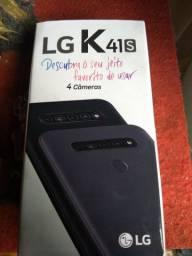 LG K41S NOVO