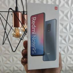 Fantástico. REDMI note 9s Da Xiaomi. Novo lacrado com garantia e entrega imediata