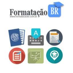 Rio Branco - Formatação (tcc), ABNT, APA, Vancouver / Plágio e slides