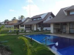 Casa com 4 quartos (3 suítes) na praia do Cupe