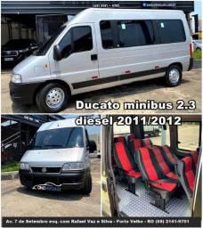 Minibus (Van) Ducato 16 lugares