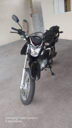 Honda NXR 160 Bros ESDD Preta