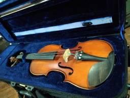 Violino Eagle VK 244 impecavel conpleto arco e breu