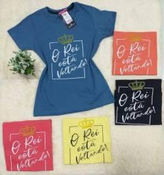 Blusas T-shirts femininas