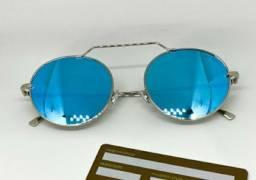 Óculos Espelhado Illesteva (Unissex)