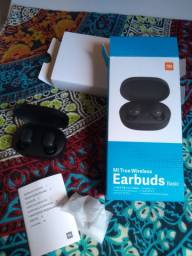Vendo fone Mi true Wireless Earbuds Basic
