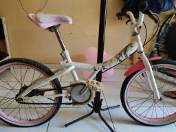 Bicicleta infantil + patinete