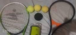 Um jogo de Raquetes 2 zera