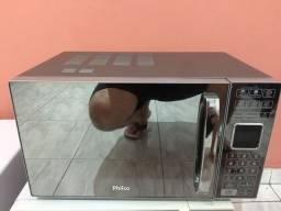 Microondas Philco Espelhado (Novinho)