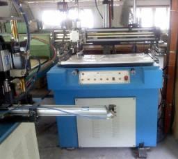 Impressora Serigráfica Semi Automática Sier MM5070 + Compressor