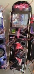 MusicBox Karaokê Jukebox Máquina de Músicas 2x1 Bluetooth