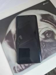 Galaxy S9 128GB + carregador e caixa