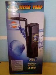 Filtro interno para aquario *Aceito cartão*