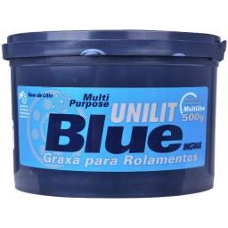 Graxa Azul Unilit Blue-2 500 Gramas Ingrax