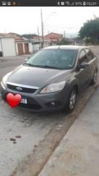 Vendo Ford Focus completo automático 2009 ou troco menor valor e volta avista SJC