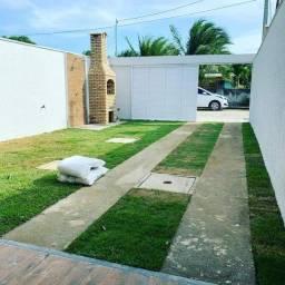 Casa plana em Maracanau R$ 185.000,00 ja com documentação inclusa(3 Quartos)