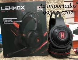 Fone De Ouvido Headset Gamer Surround P2 Pc / Ps4 / Xbox On