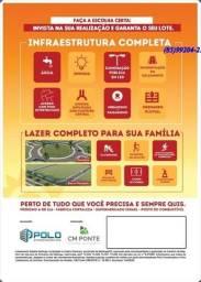 Loteamento Solaris - Essa É Sua Grande Chance de Sair do Aluguel !!!