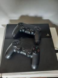 Playstation 4 play 4 pegar e jogar
