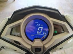 Moto Honda Elite Novíssima 2021/2021 356km