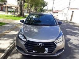 Hyundai HB20 confort 1.0 17/18, KM 14.364 rodado. Carro de garagem conservado, único dono.