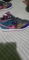 Vendo tenis Jordan Nike original novo