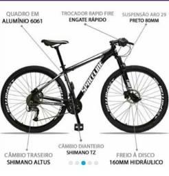 Bicicleta aro 29 (NOVA NA CAIXA)