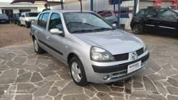 Clio Sedan 1.0 Completo ano 2006