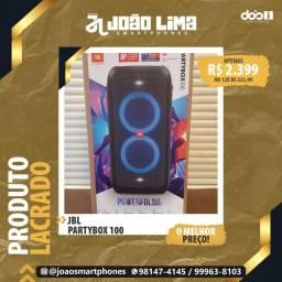 JBL PARTYBOX 100, LACRADO