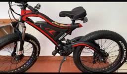 Bike Elétrica Motocross