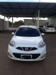 Nissan March SV 1.6 Flex